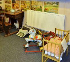 Hedon Museum children's corner