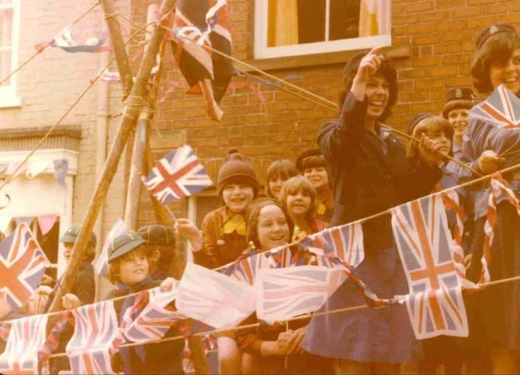 Liz Harrison - Silver Jubilee 1977