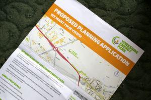 YEP Planning App Map