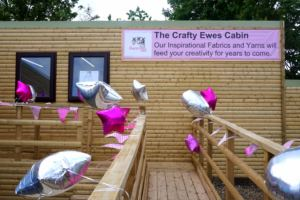 Crafty Ewes Cabin