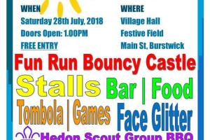 Burstwick Summer Gala 2018