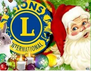 Holderness Lions Christmas Image Chris Railton