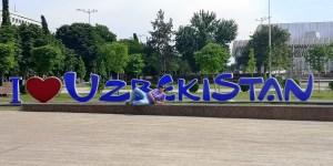Carol loves Uzbekistan