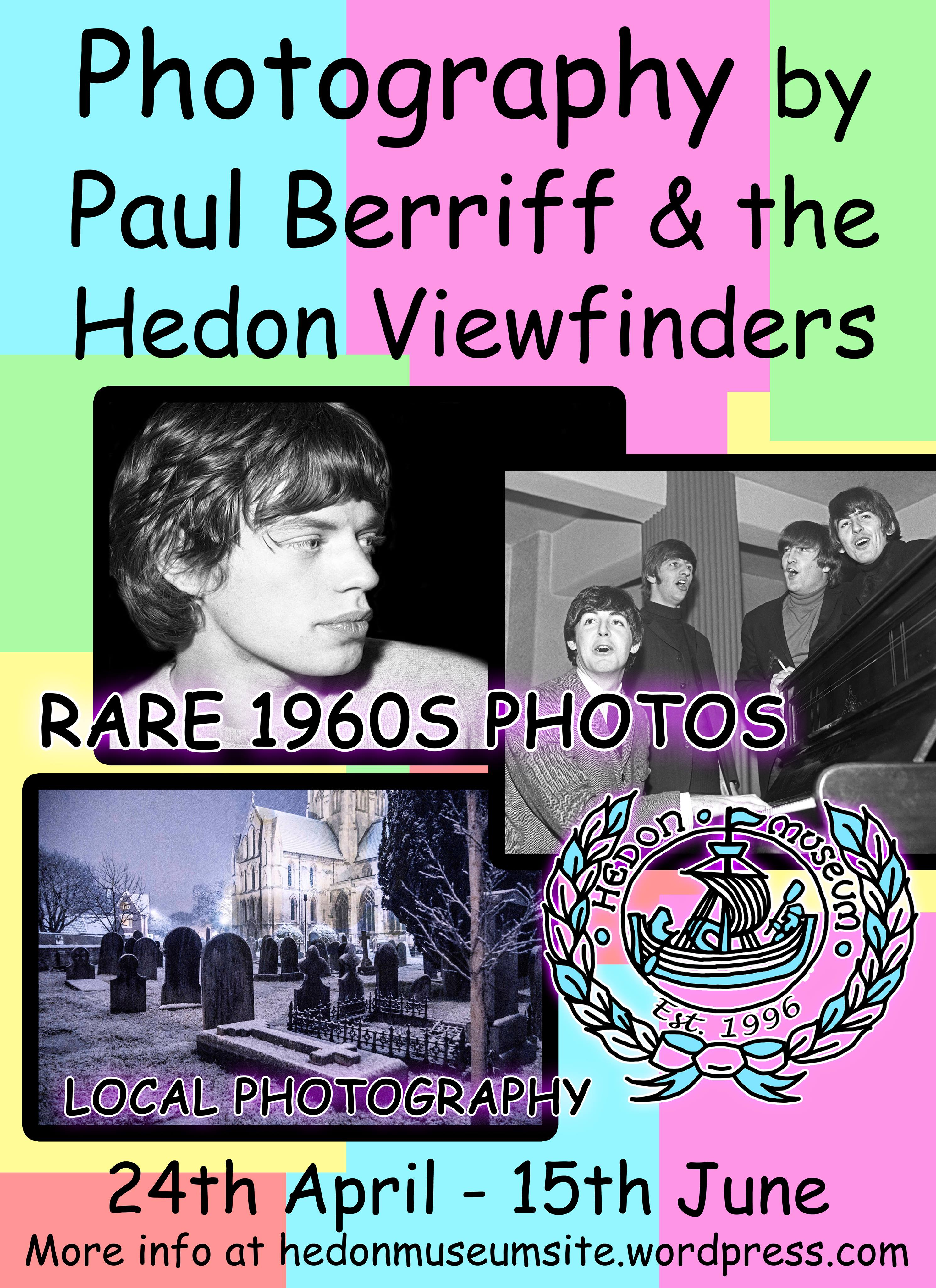 Paul Berriff and Hedon Viewfinders Exhibition