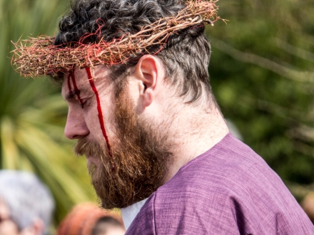Jesus cu Ivy Lane St