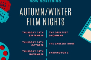 Film Nights Hedon Poster