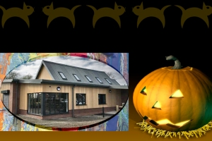 Burton Pidsea Memorial Hall Halloween
