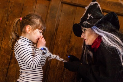 Halloween Burton Constable Hall