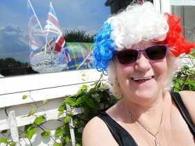 Janet Bucknall VE Day 2