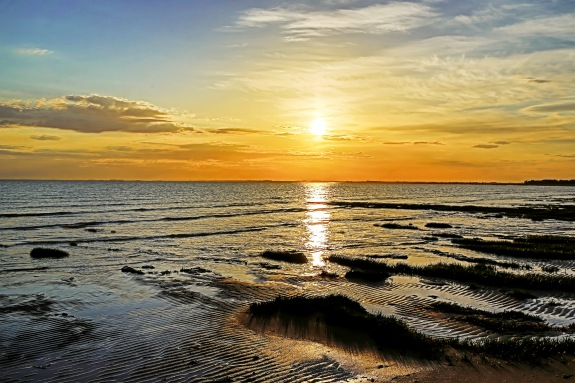 AJ2 Spurn Sunset Albert Johnson