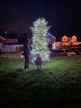 Humbleton Village Tree by Vanessa Nolan