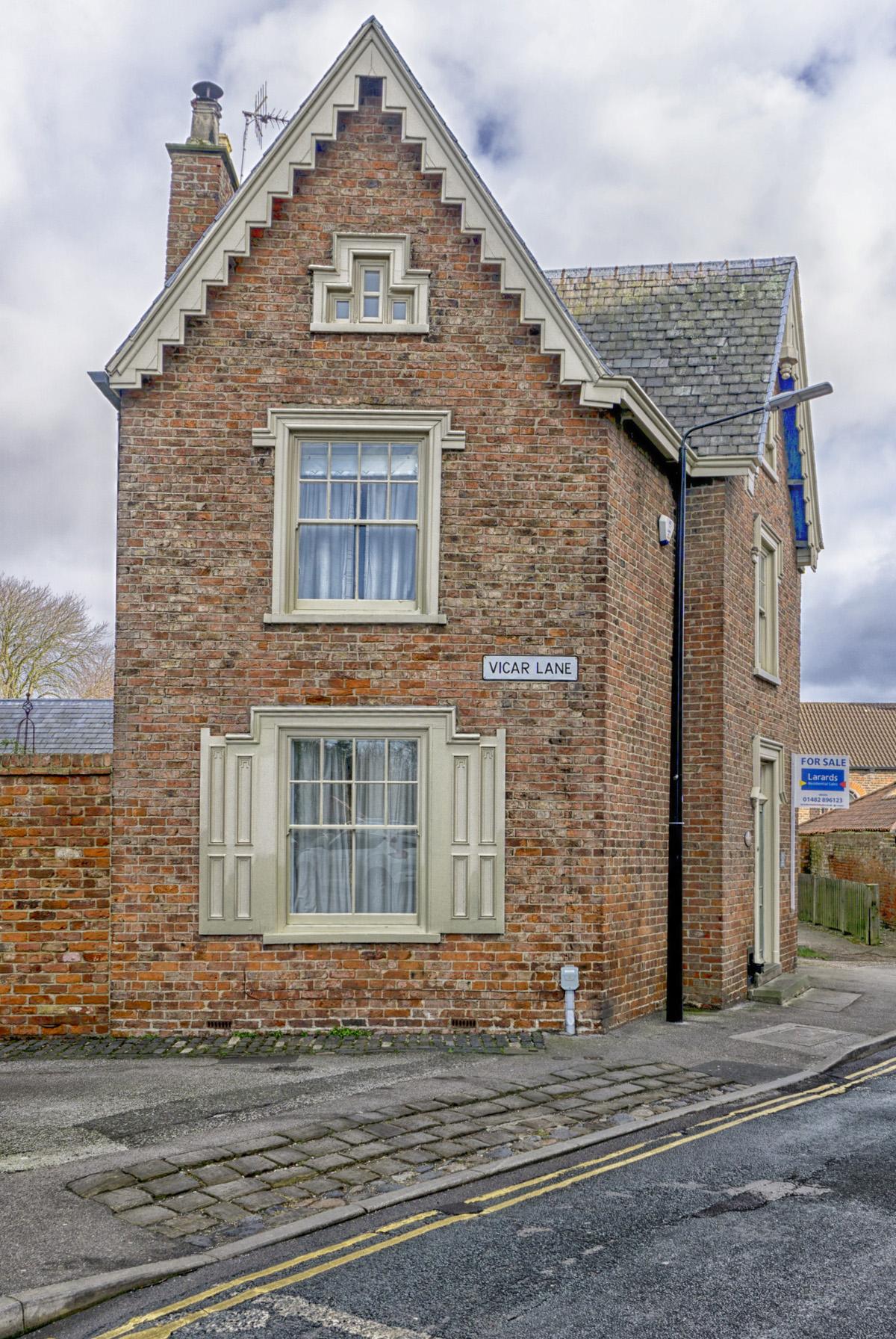 House Church Gate Vicar Lane